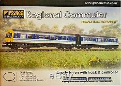 Graham Farish N Gauge 370-280 Regional Commuter Class 101 Dmu Train Set