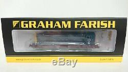 Graham Farish N Gauge 371-032A Class 20 20048 BR Blue 6DCC NEW
