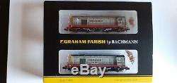 Graham Farish N Gauge 371-035 class 20 diesel TWIN PACK