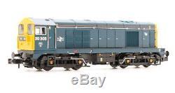 Graham Farish N Gauge 371-037 Class 20 20205 Br Blue Diesel Locomotive