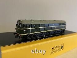 Graham Farish N Gauge 371-104 Class 31 Diesel D5672 BR Green Livery