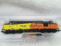 Graham Farish N Gauge 371-171 DCC Fitted Class 37/4 37421 COLAS Track Tested