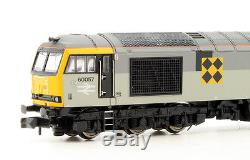 Graham Farish N Gauge 371-357 Class 60 057'adam Smith' Coal Sector Loco New