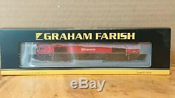 Graham Farish N Gauge 371-383A Class 66 Diesel 66101 DB SCHENKER 6DCC NEW