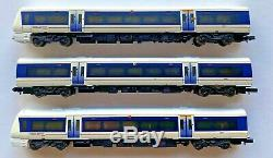 Graham Farish N Gauge 371-435 Class 168 Clubman 3 Car Dmu Chiltern Railways