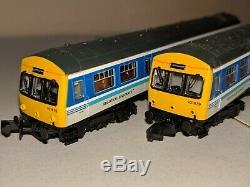 Graham Farish N Gauge 371-501 Class 101 Two Car Dmu'regional Railways