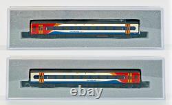 Graham Farish N Gauge 371-557 Class 158 Dmu 2 Car'east Midland Trains