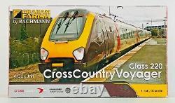 Graham Farish N Gauge 371-678 Class 220 Arriva Cross Country 4 Car Emu Boxed