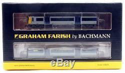 Graham Farish N Gauge, 371-700 Class 350 Desiro Emu, Appollo Silverlink