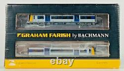 Graham Farish N Gauge 371-700 Class 350 Dmu 4 Car Desiro (unbranded) Apollo