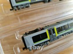 Graham Farish N Gauge 371-702 Class 350 Emu 4 Car London Midland 350101