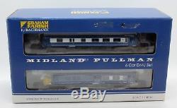 Graham Farish N Gauge 371-741 Midland Pullman Six Car Unit Nanking Blue (os)