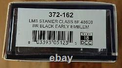 Graham Farish N Gauge 372-162 LMS Stanier Class 8F Steam Loco 48608 BR 18DCC