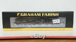 Graham Farish N Gauge 372-185 CITY OF BRADFORD 46236 BR Black Early Emb 6DCC NEW