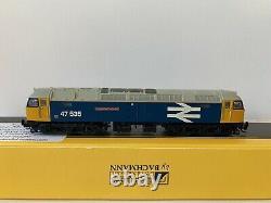 Graham Farish N Gauge 372-240 Class 47 47535 BR Large Logo University Leicester
