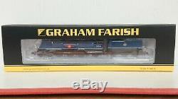 Graham Farish N Gauge 372-310 Merchant Navy Class East Asiatic Company 6DCC NEW
