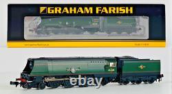Graham Farish N Gauge 372-312 Merchant Navy'clan Line' 35028 Br Green Boxed