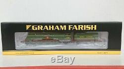 Graham Farish N Gauge 372-313 Merchant Navy Class NEW ZEALAND LINE 6DCC NEW