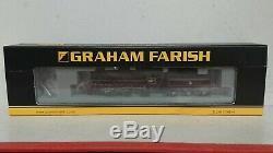 Graham Farish N Gauge 372-653 BR Std Class 4MT 76079 BR Black Early 6DCC NEW