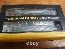 Graham Farish N Gauge 372-675 4CEP Four Car EMU 7105 SR Multiple Unit Green BNIB