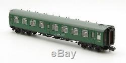 Graham Farish N Gauge 372-675 Class 411 4cep Sr Green Four Car Emu 7105 (os)