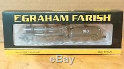 Graham Farish N Gauge 372-933 N Class 2-6-0 810 SECR Grey 6DCC NEW