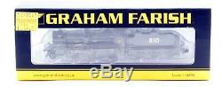 Graham Farish N Gauge, 372-933, N Class Locomotive, Secr Grey
