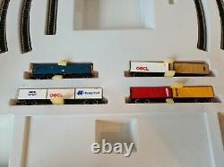 Graham Farish N Gauge 8542 Class 25 Freight Starter Train Set Boxed