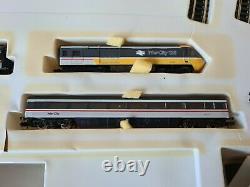 Graham Farish N Gauge 8543 HST Passenger Starter Train Set Boxed