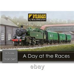 Graham Farish N Gauge A Day at the Races Train Set