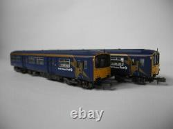 Graham Farish N Gauge Class 150 DMU First North Western Livery 371-325
