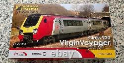 Graham Farish N Gauge Class 220 Virgin Voyager 371-675