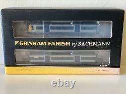 Graham Farish N Gauge Class 350/1 Desiro Emu Apollo Silverlink 350111 DCC Ready