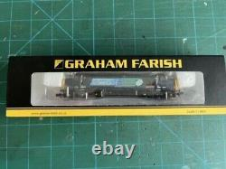 Graham Farish N Gauge Class 37 37409'Lord Hinton' in DRS Compass livery