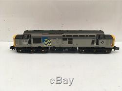 Graham Farish N Gauge Class 37/5 37514 Railfreight Metals 371-167 DCC Fitted