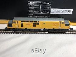 Graham Farish N Gauge Class 37 Network Rail 97302. DCC Ready