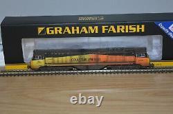 Graham Farish N Gauge Class 70 No. 70805 Colas Livery, Tmc Weathered, DCC Ready