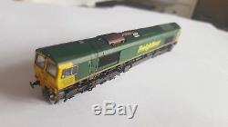 Graham Farish N Gauge Freightliner Class 66 (DCC Fitted)