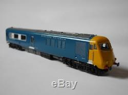 Graham Farish N Gauge Midland Pullman Nanking Blue With Yellow Ends 371-741