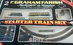 Graham Farish N Gauge Passenger Set Used In Working Order