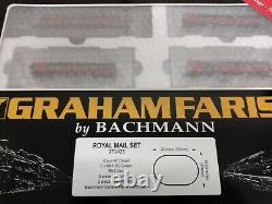 Graham Farish N Gauge Royal Mail Train Set