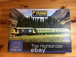 Graham Farish N Gauge The Highlander Digital DCC On Board Train Set