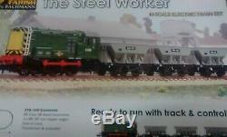 Graham Farish N Gauge The Steel Worker Train Set