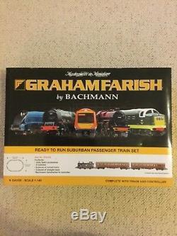 Graham Farish N Gauge Train Set Bundle