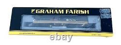 Graham Farish N Guage Class 47621 Locomotive Intercity Livery Weathered