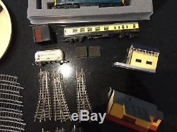 Graham Farish N Guage Suburban Steam Passenger Train set + extras