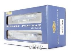 Graham Farish N gauge Midland Pullman 6-Car Train Pack Set Nanking Blue 371-740