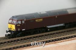 Graham Farish N gauge class 57 West Coast Railways livery DCC ready