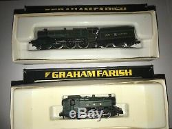 Graham Farish N gauge train set excellent condition and all boxed