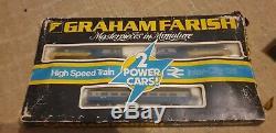 Graham Farish No. 8125 plus 10 mk3 coaches